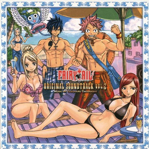 Kizuna из Fairy Tail Original Soundtrack
